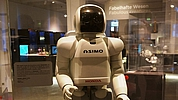 Photo: Roboter im Museum